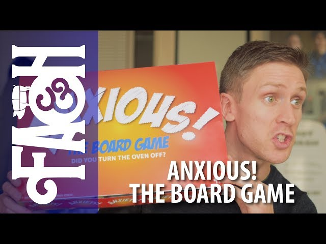 Anxious the BoardGame - Foil Arms and Hog