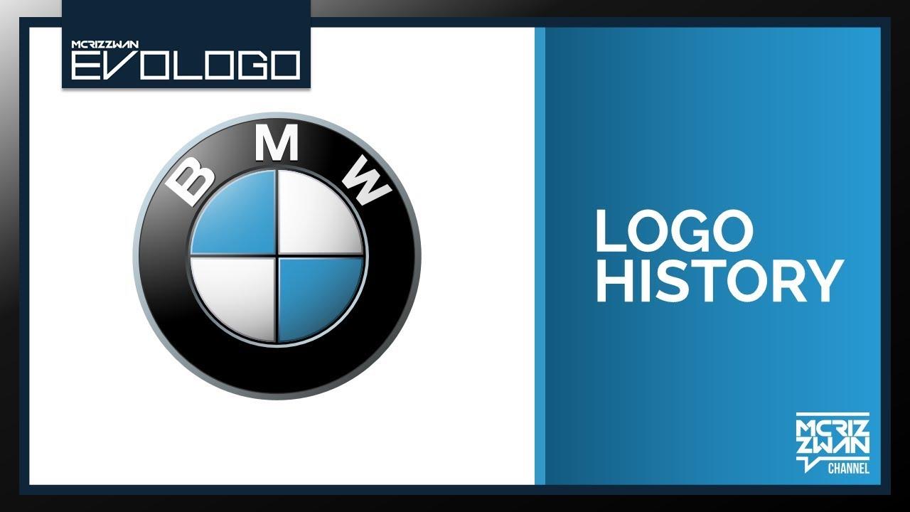 bmw logo history evologo evolution of logo youtube. Black Bedroom Furniture Sets. Home Design Ideas