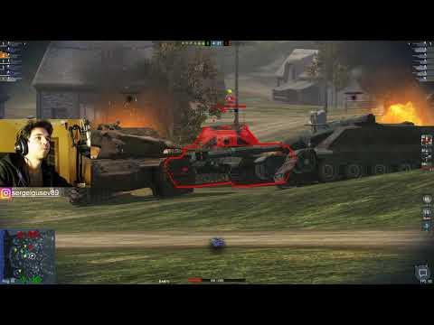 WoT Blitz - Обкатка нового танка VK 90.01 (P).Стоит ли потеть в ивент- World Of Tanks Blitz (WoTB)