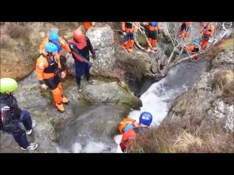 Ghyll Scrambling With Keswick Extreme