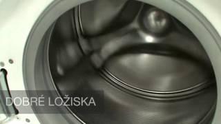 Jak poznám špatné ložiska pračky?