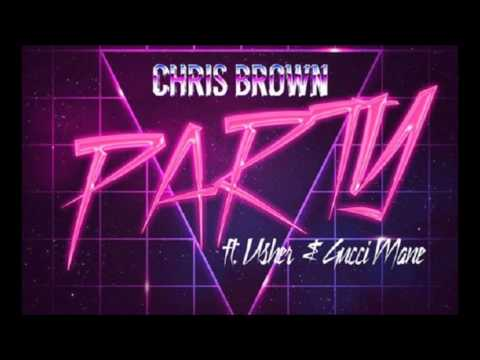Chris Brown Party (Jersey Club Remix) ~ @TheReal_DJDream