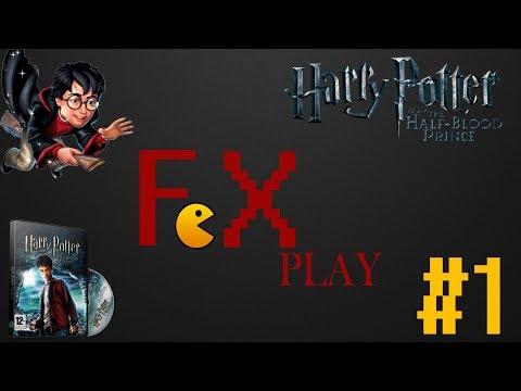 FoX Play/Гарри Поттер и Принц Полукровка
