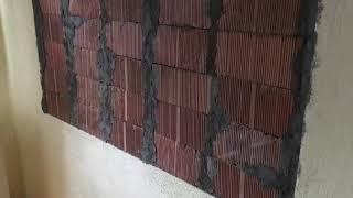 gazbeton duvar örme ytong test Tuğla mı Ytong mu sıvayı nasıl tutarlar yada sıva tutarlarmı