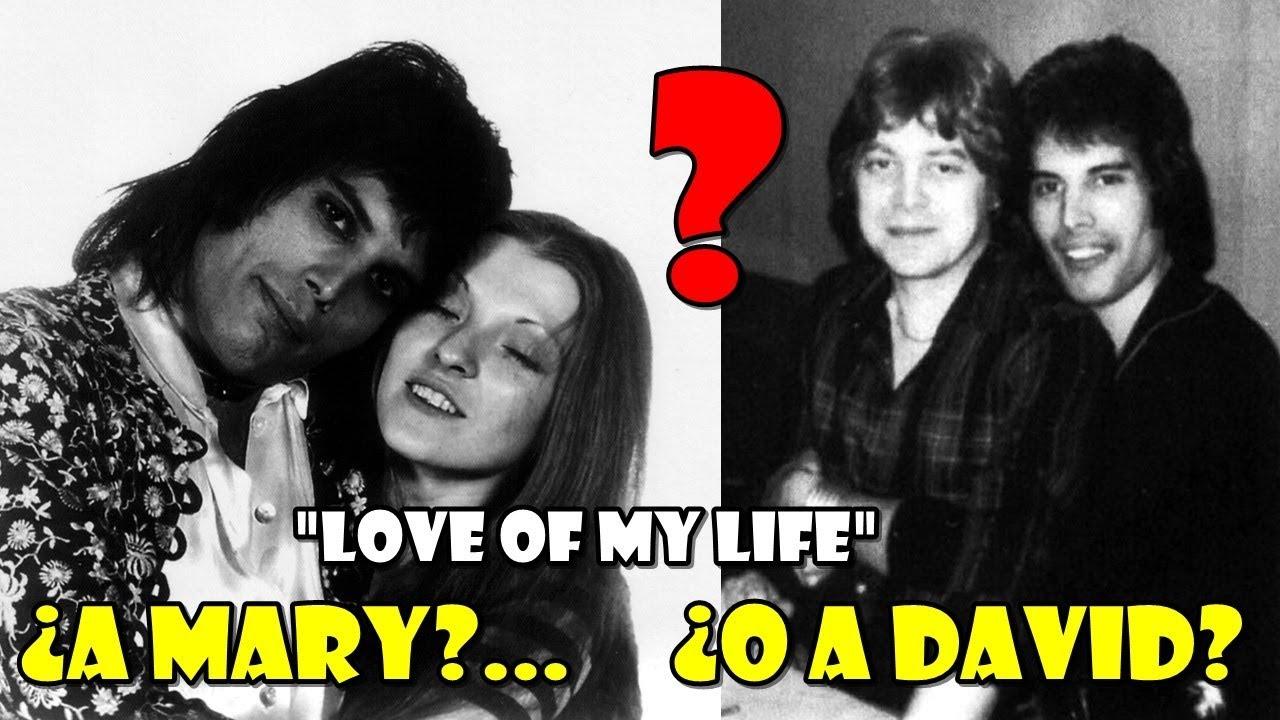 A Quién Le Dedicó Freddie Mercury La Canción Love Of My Life Youtube