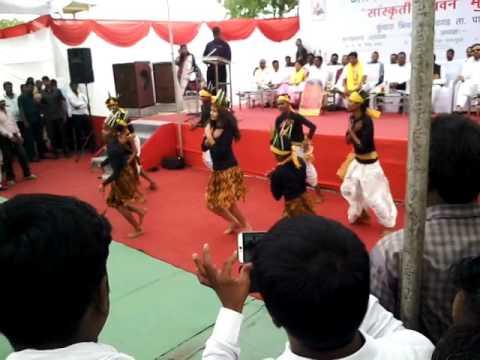 Adiwashi dance culture programme in kuwara bhivson parseoni Nagpur