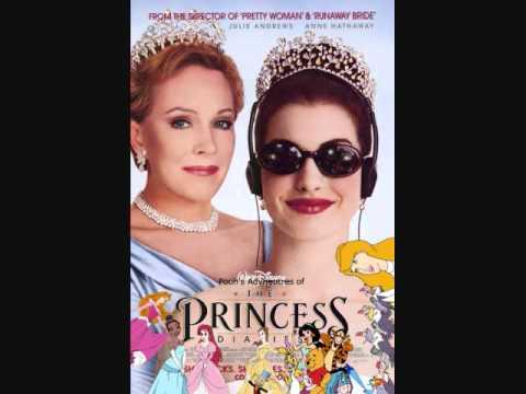Pooh's Adventures of The Princess Diaries Original Soundtrack - Supergirl by Krystal Harris