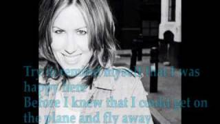 Dido - Sand in My Shoes lyrics