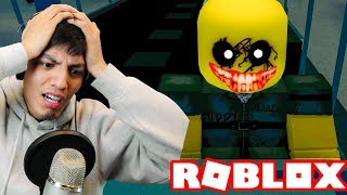 ROBLOX SCARIEST JAIL 😱 | ROBLOX PRISON BREAK HORROR GAME