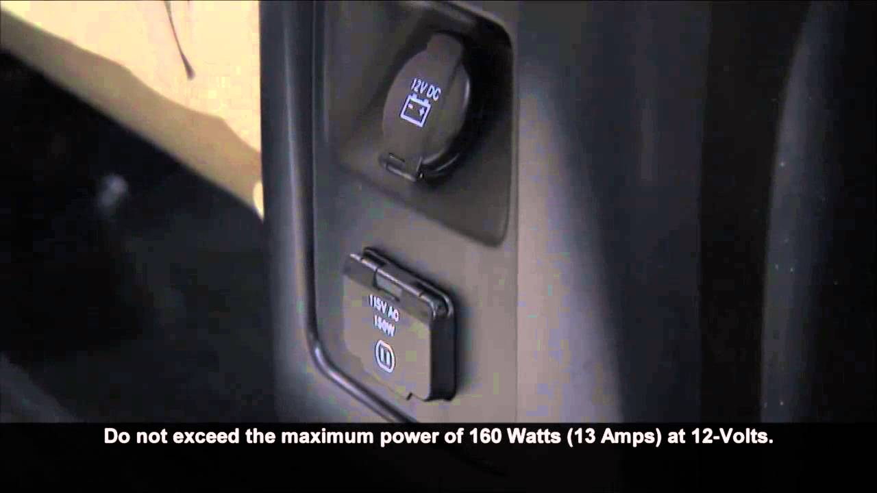 maxresdefault 2015 dodge journey electrical power outlets youtube 2014 dodge journey fuse box location at gsmx.co