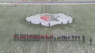 """Рівненський """"Верес"""" з пенальті програв луганським """"мужикам"""""""