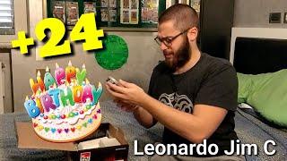 TANTI AUGURI A ME (+24)! ULTRA SHINY GX ! Leonardo Jim C Happy Birthday #UnBOXing !