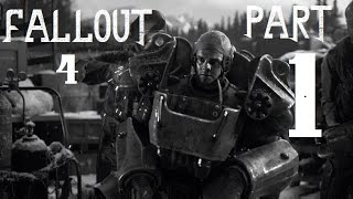 Fallout 4 - Part 1 - War Never Changes - PS4 - Live Streamed Playthrough with Commentary