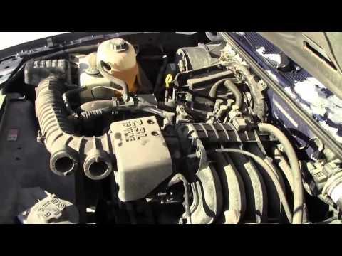 2011 Ford Ranger 2.3L Throttle Sticking