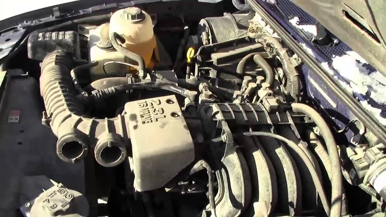 ford ranger 2 3 engine diagram 1991 toyota truck wiring 2011 2.3l throttle sticking - youtube