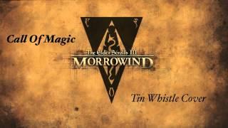 TES III: Morrowind Theme - Call Of Magic (Tin Whistle Cover)