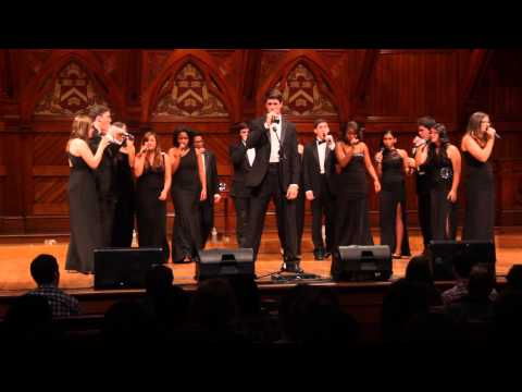 Below My Feet (Mumford & Sons) - Harvard-Radcliffe Veritones