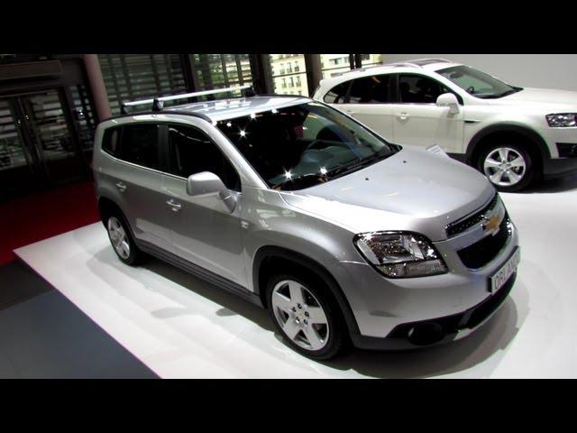 2013 Chevrolet Orlando Ltz Diesel Exterior And Interior Walkaround
