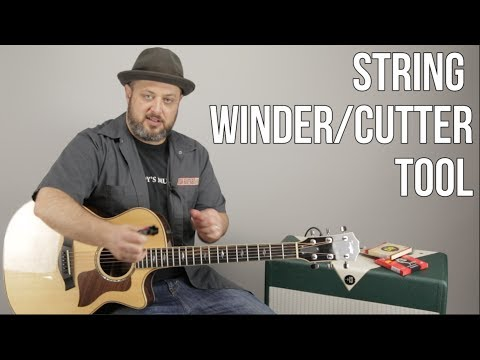 The Tool Every Guitarist Should Have (Plus Strings And Picks)