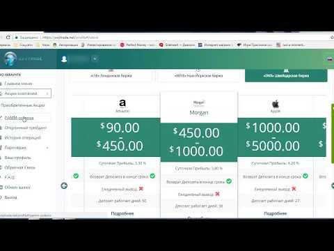 OxyTrade Лучшая инвестиционная платформа 2018 года