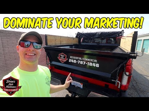 6 FREE Tips To CRUSH Your Lawn Care MARKETING This Spring!