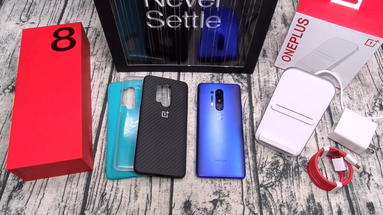 OnePlus 8 Pro - Unboxing and First Impressions