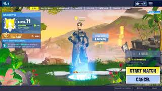 Streaming fortnite cause why not. Support a creator-code xd-sadnote