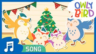 IT'S THE HOLIDAY SOON! | Christmas Songs | OwlyBird | Kids Songs