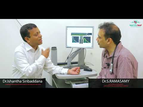 central blood pressure sphygmocor explained by dr s ramasamy