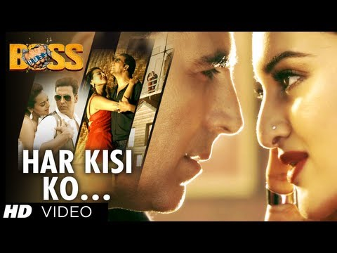 """Har Kisi Ko Nahi Milta Yahan Pyaar Zindagi Mein"" Boss Video Song ..."