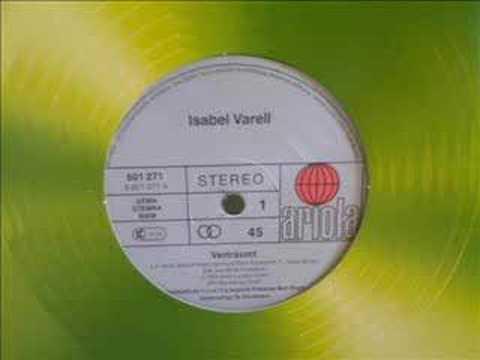 Isabel Varell - Verträumt (Extended) thumbnail