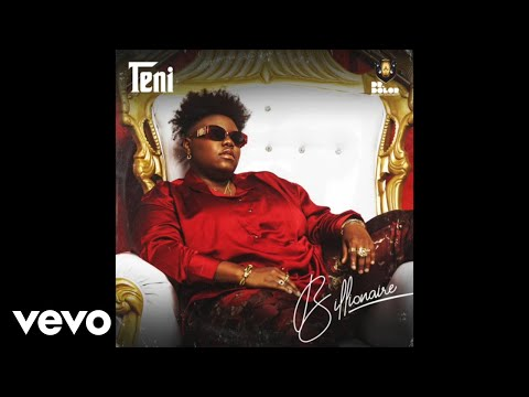 Teni - Super Woman (Official Audio)