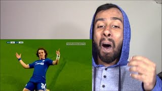 Chelsea vs AS Roma 3-3 All Goals and Highlights with English Commentary (UCL)REACTION