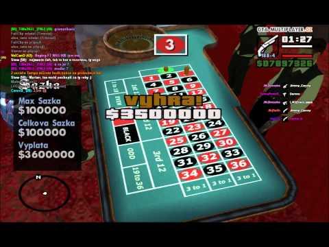 Výhry v rulete :)