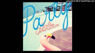 Girls' Generation - Party (Instrumental)
