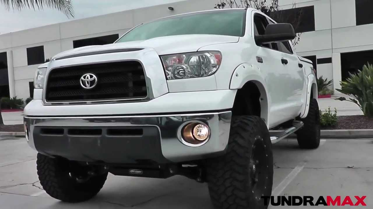 small resolution of tundramax 2007 13 toyota tundra oem style foglamp installation guide youtube