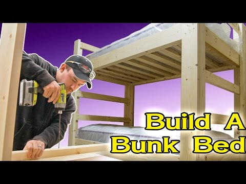 Make A Bunk Bed - 180