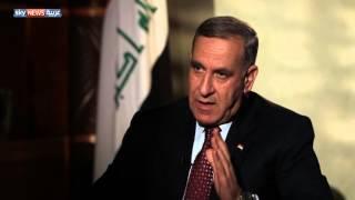 بصراحة.. مع وزير الدفاع العراقي خالد العبيدي
