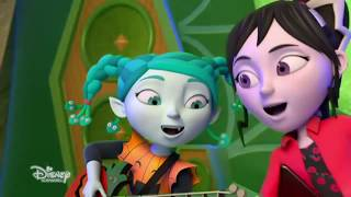Vampirina - The Ghoul Girls | Clip : Spectacular Moments - Disney Junior