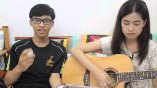 why not me - Enrique Cover by Tum  Guitar by Pakham