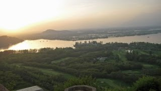 Srinagar | Relaxing Sunset View from Pari Mahal