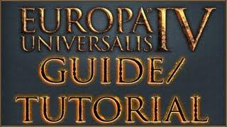Europa Universalis IV Tutorial/Guide 01 - Grundlagen (Deutsch/Full HD)