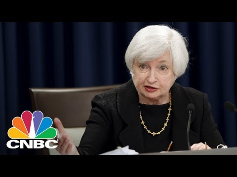 Janet Yellen: We Are Very Focused On 2% Inflation Target | CNBC