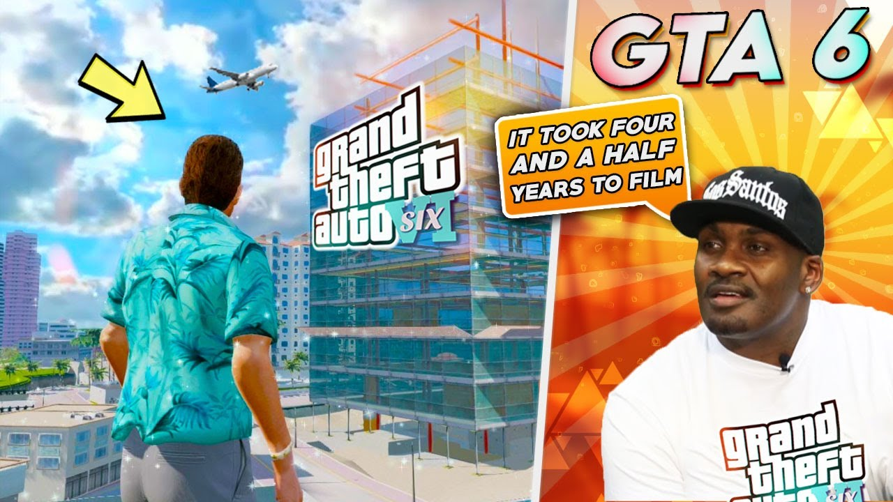GTA 6 TRAILER TEASED in Music Video.. Franklin Reveals The Truth About GTA 6 | HINDI