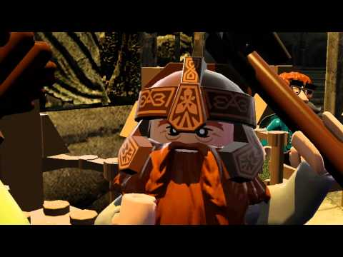 LEGO The Lord of the Rings Launch Trailer