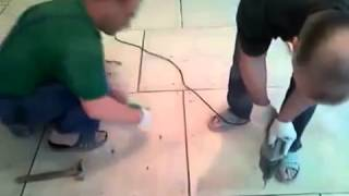 Укладка фанеры на бетонную стяжку видео урок(, 2014-08-13T05:13:27.000Z)