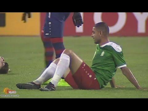 نادي الوحدات - نادي القادسية الرياضي Al Wihdat - Al-Qadsia SC 0-1 • Goals & Highlights 26.05.2015