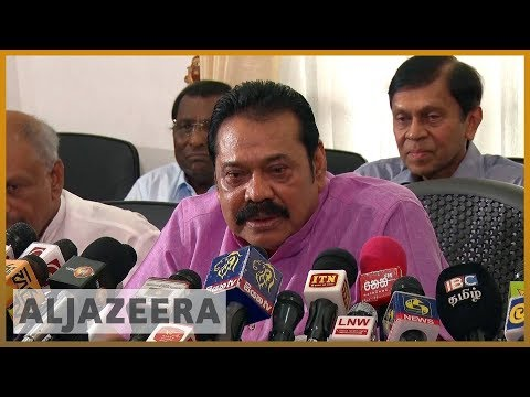 🇱🇰 Sri Lanka ex-president blames government for inflation crisis | Al Jazeera English