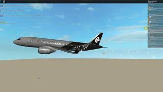 AIR NEW ZEALAND FLIGHT PART 2! | ROBLOX