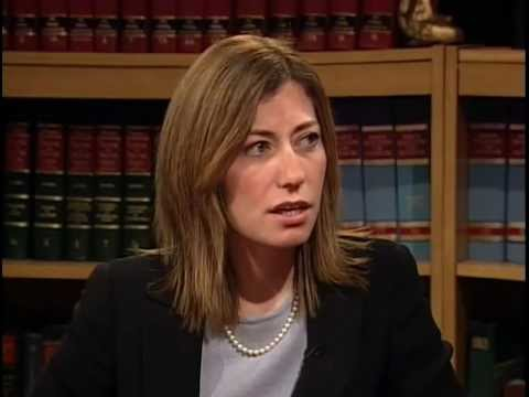 Due Process: NJ Attorney General Anne Milgram (Aired 12/23/07)